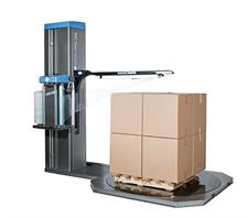 Cousins switch pallet wrapper - Rental Packaging Equipment